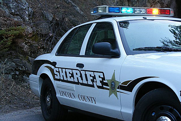 Lincoln County Sheriff's Department Police Car