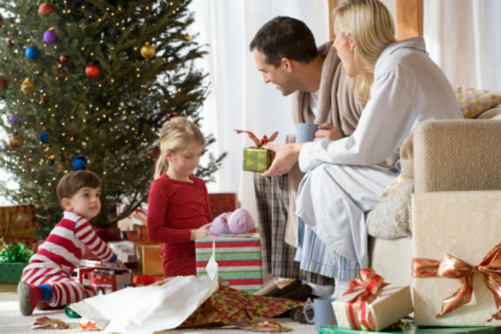 When Do You Open Your Christmas Gifts?