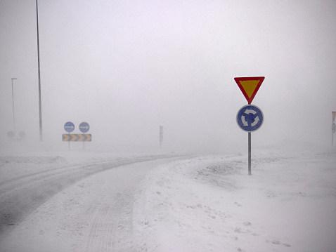 Blizzard Conditions