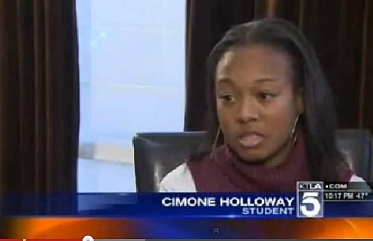 Cimone Holloway