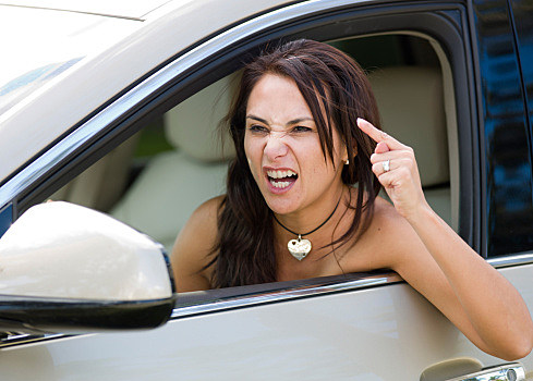 Image result for angry woman driver