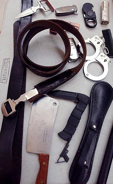 TSA Items