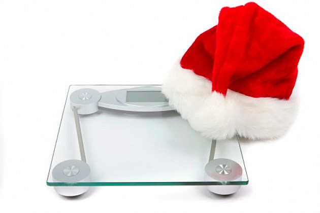 Weight gain over the holidays