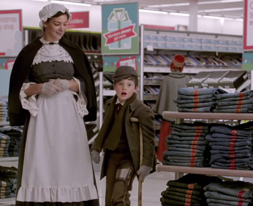New Kmart \'SHIP\' Your Pants Commercial [VIDEO]
