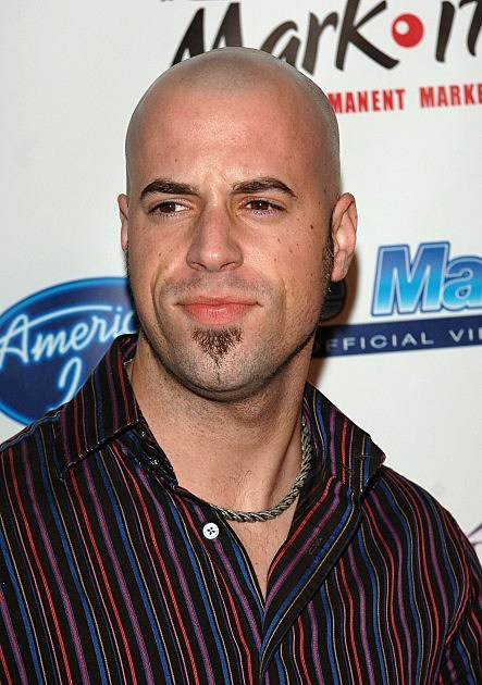 American Idol semi-finalist Chris Daughtry