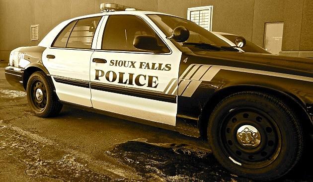 SF Police Car : Ben Davis