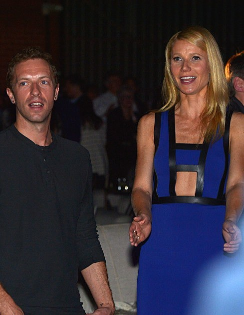 File: Gwyneth Paltrow Chris Martin