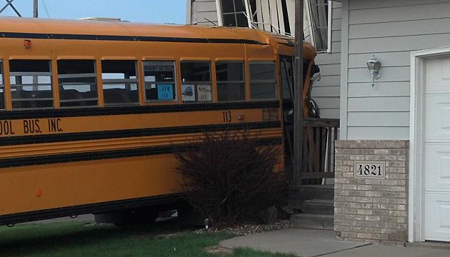 School Bus House