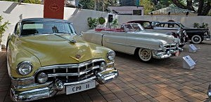 Classic Cadillacs