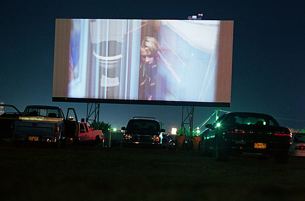 Luverne drive in movie