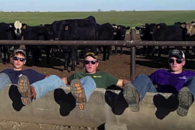 The time I met the Peterson Farm Bros