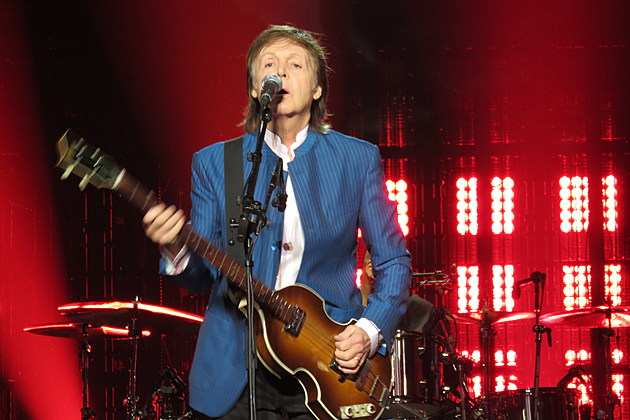 Paul McCartney at the Denny Sanford Premier Center, Sioux Falls