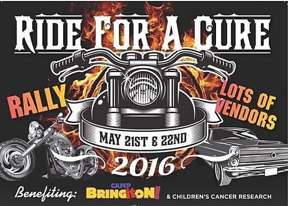 Rally Amp Ride For A Cure Now A 2 Day Event