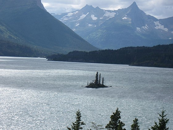 Glacier National Park/St. Mary's Lake