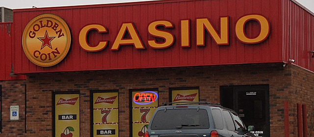 Sioux falls casino robbed
