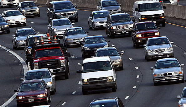 Holiday Travel Gets Underway Ahead Of Thanksgiving Weekend