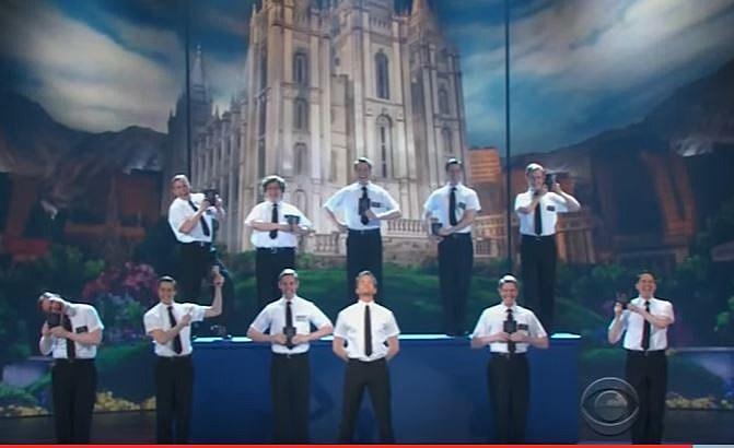 Book of Mormon Hello