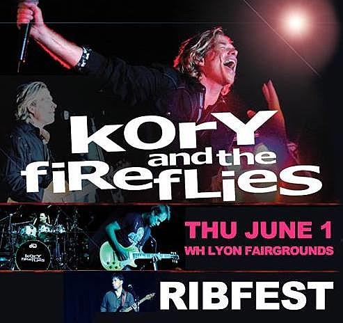 Kory Ribfest 2017