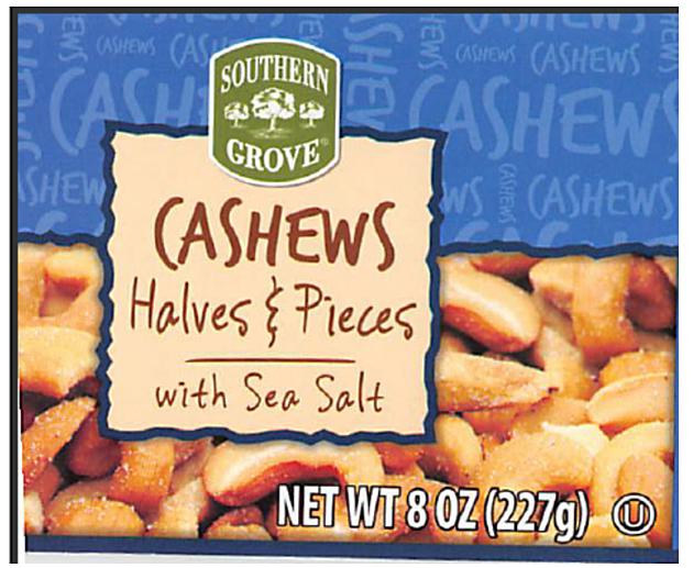 Southern Grove Cashews