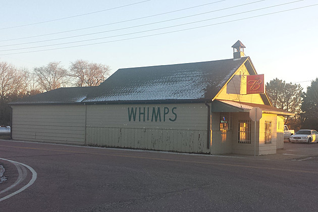 Whimps Steakhouse - Burbank, SD