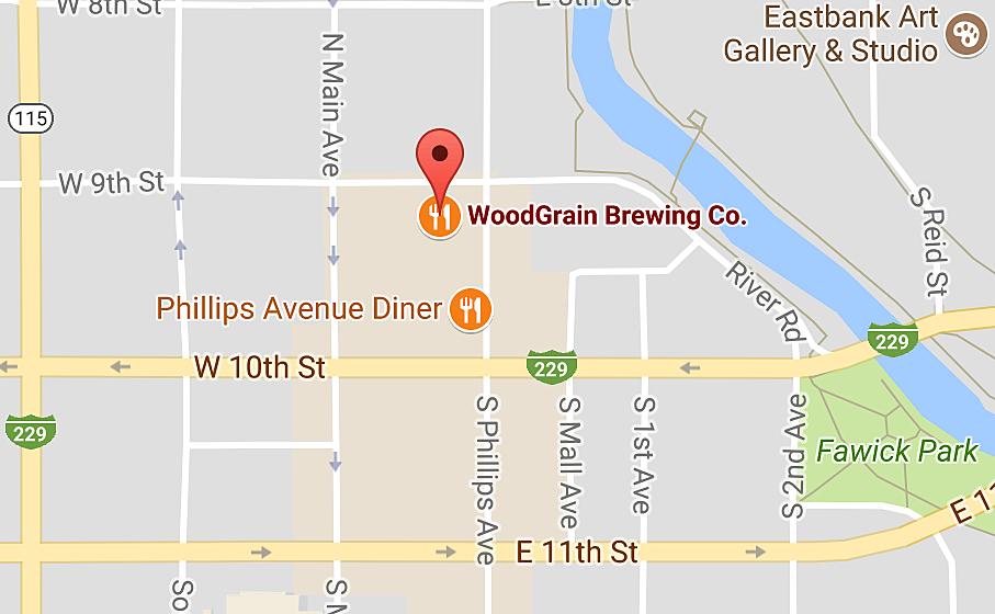 Woodgrain Brewing Co.