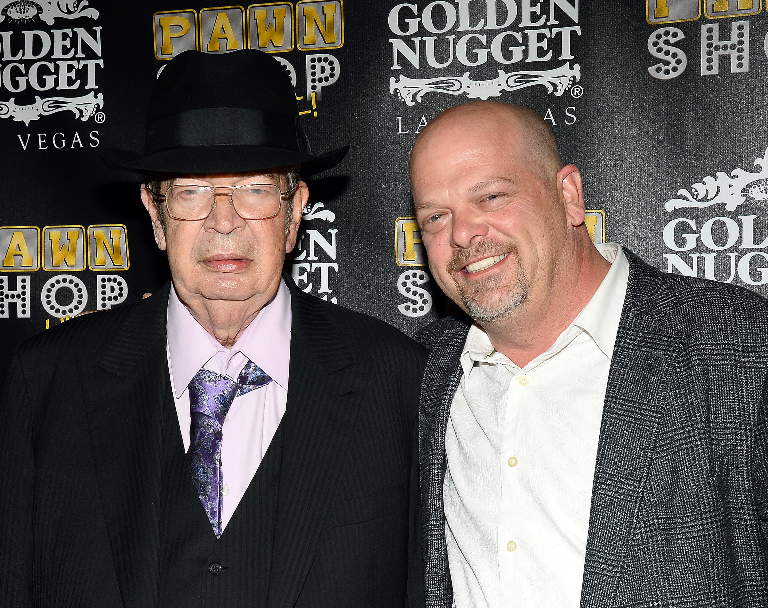 """Cast Of """"Pawn Stars"""" Attends The Opening Of The """"Pawn Shop Live!"""" Parody Show"""