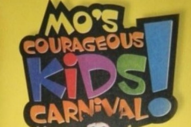 Mo's Courageous Kids Carnival Logo