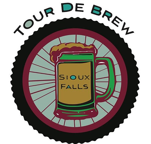 Tour De Brew Sioux Falls logo