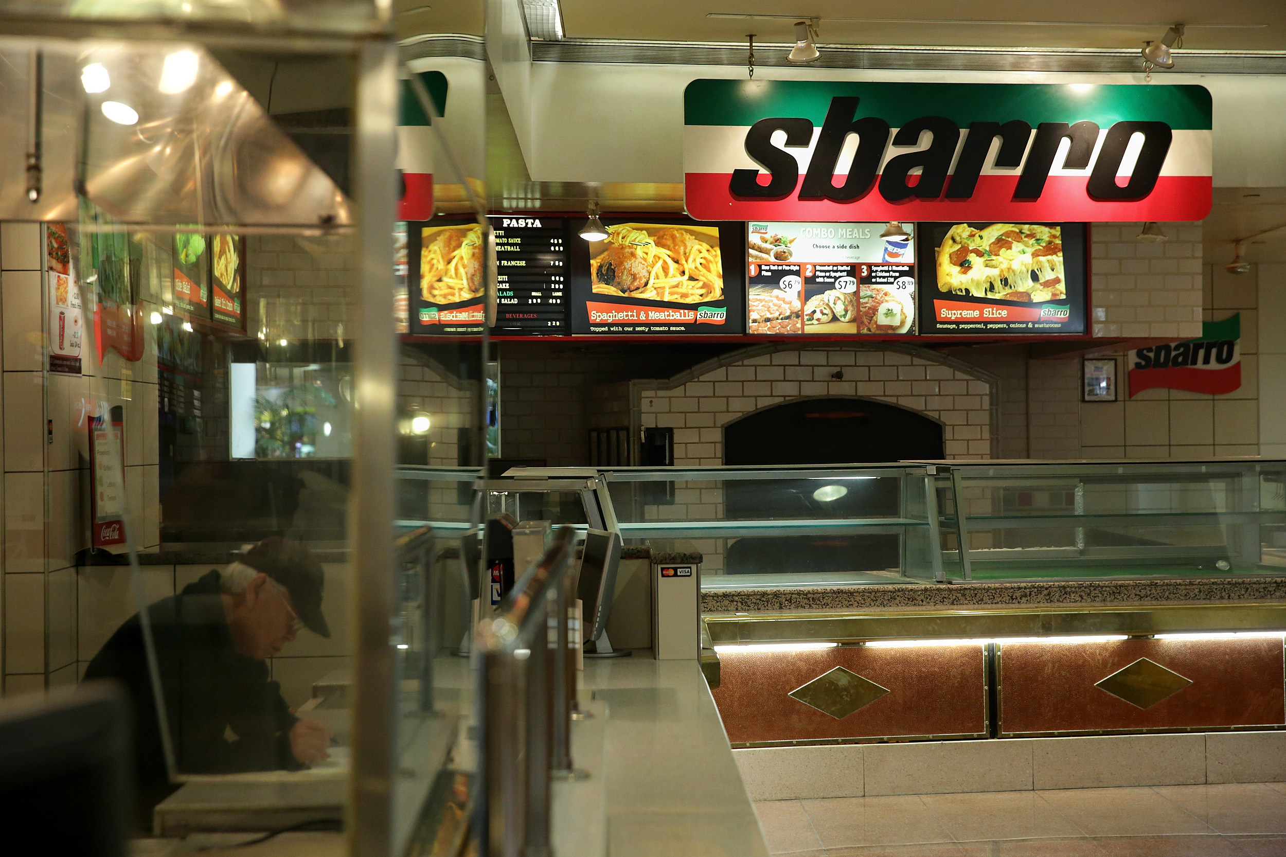 Sbarro Pizza Chain Files For Chapter 11 Bankruptcy For Second Time Since 2011