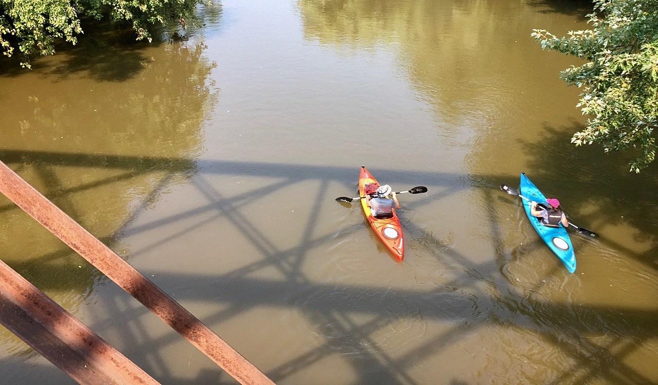 Sioux Falls Kayaking