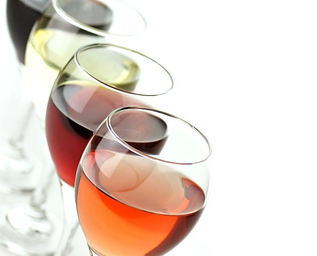 wine assortment