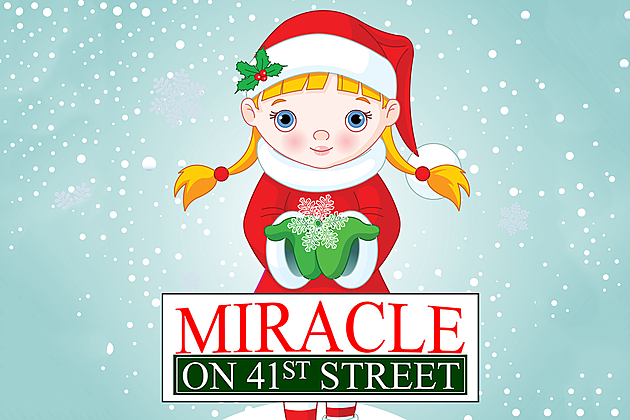 Miracle on 41st Street with Logo