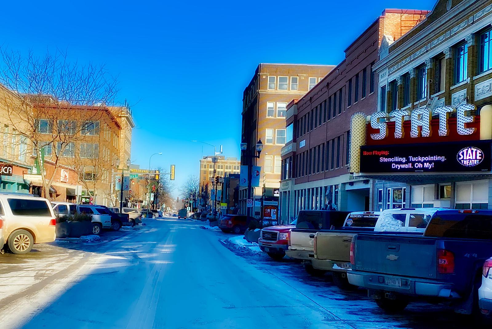 Downtown Sioux Falls - Ben Davis